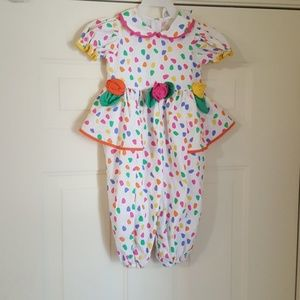 Other - Girl's toddler jumpsuit